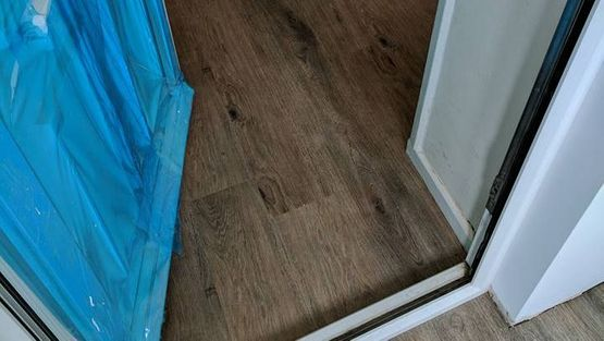 some of our wooden flooring